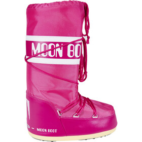 Moon Boot Nylon Bottes, bouganville